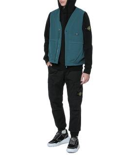 Pocketed vest