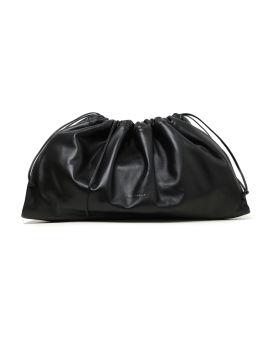 1.0 Maxi drawstring leather bag