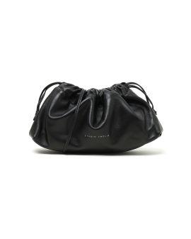 1.0 Mini drawstring leather bag