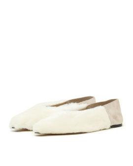 Pointed bab slipper