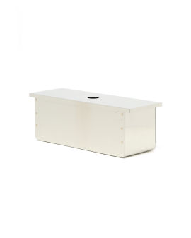 Stainless unit box