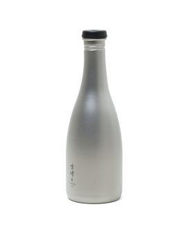 Titanium Saké Bottle