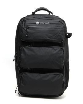 Patch pocket backpack