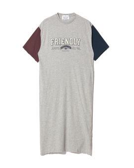 Friendly t-shirt dress