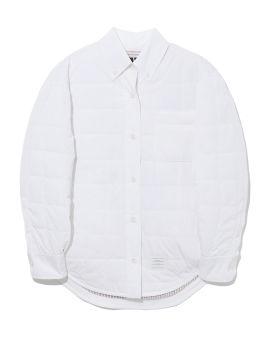 Padded pocket shirt