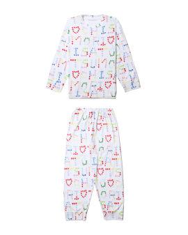 Logo pajama set