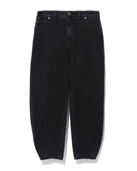 Denim sculpted jeans