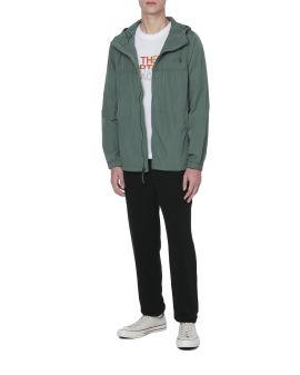 Lightweight wind jacket