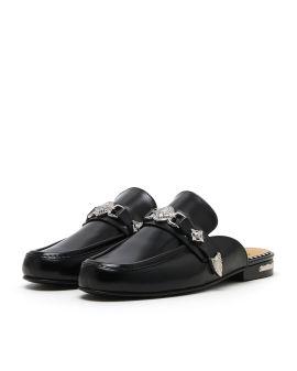 Mule loafers