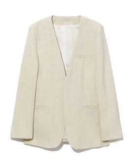 Pine suit blazer cava