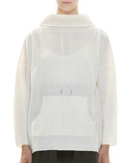 Kangaroo pocketed sweater