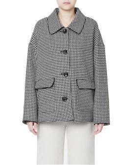 Button down light jacket