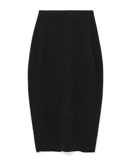 Basic knit skirt