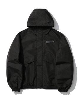 Logo motif jacket
