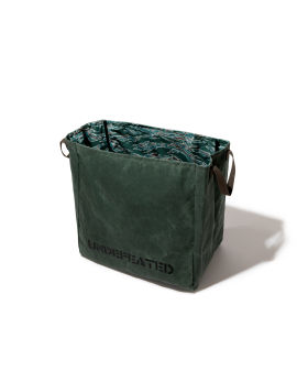Canvas hamper bag
