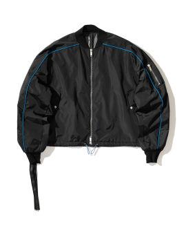 Motion bomber jacket