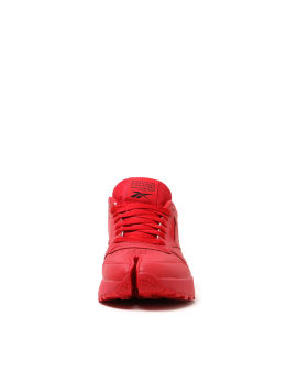 X Maison Margiela Project 0 classic leather sneakers