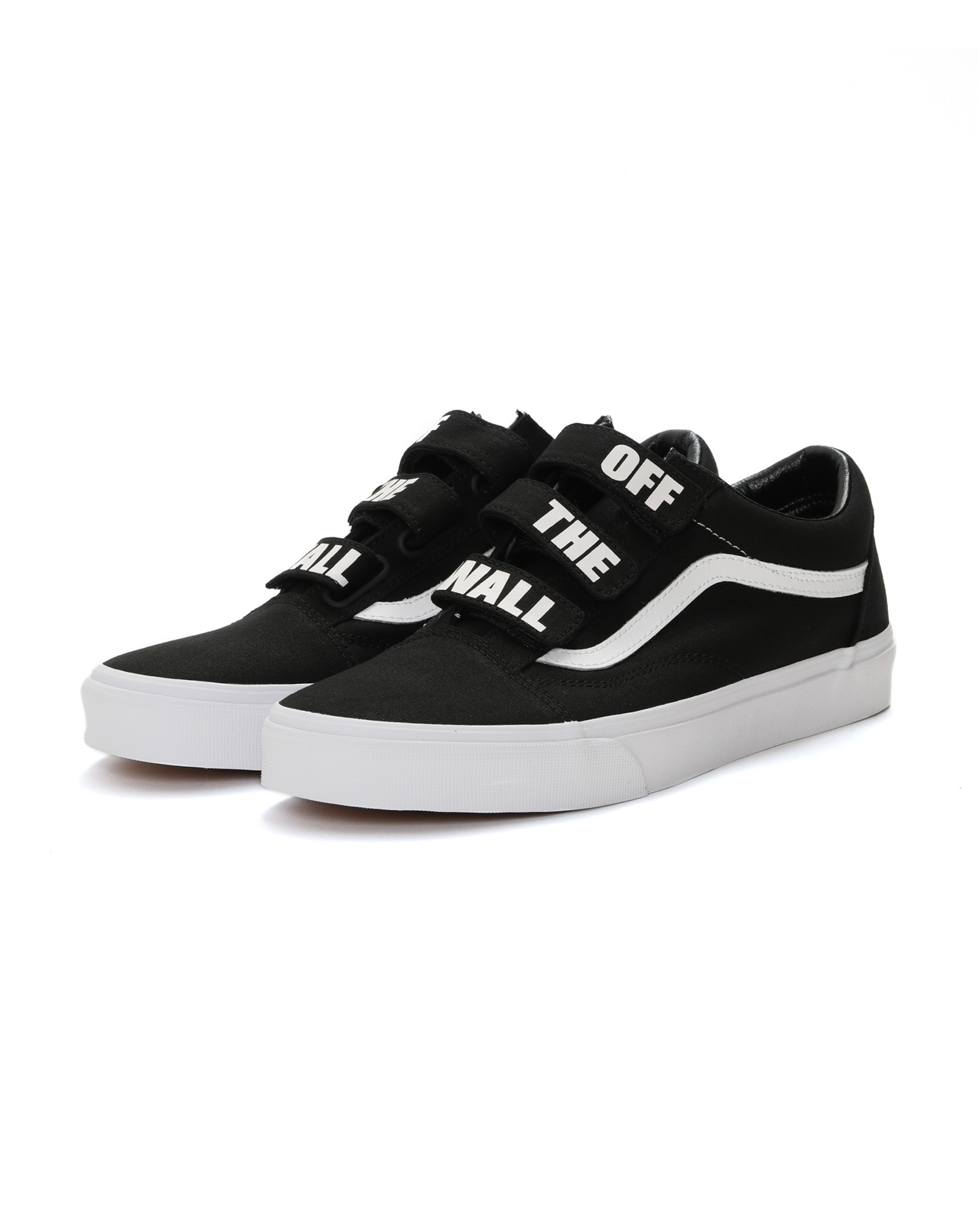 vans old skool black hk