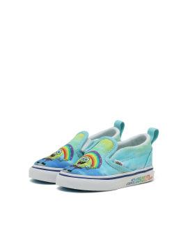 X SpongeBob slip-on velcro sneakers