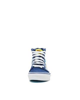 X SpongeBob SK8-Hi zip sneakers