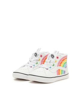 X Flour Shop ComfyCush Sk8-Hi sneakers