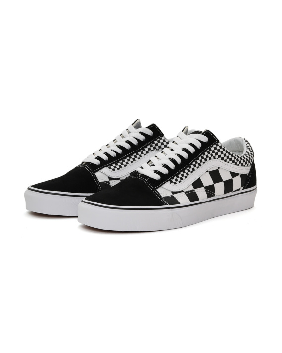 e1a11dce2b35 VANS Old Skool mix checkerboard sneakers