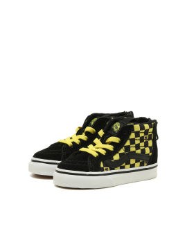 X Where's Waldo Sk8-Hi Zip sneakers