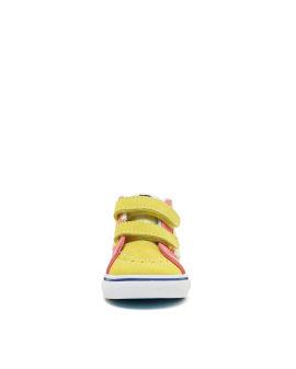 X SpongeBob Sk8-Mid Reissue Velcro sneakers