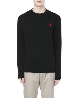 Ami De Coeur wool sweater