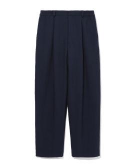 Elasticized waist trousers