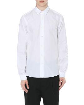Ami de Coeur poplin shirt