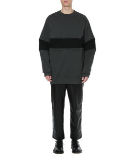 Wire sweatshirt