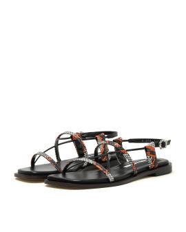 Harley cross sandals