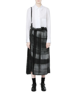 Suspender skirt