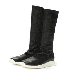 Runner Stretch boots