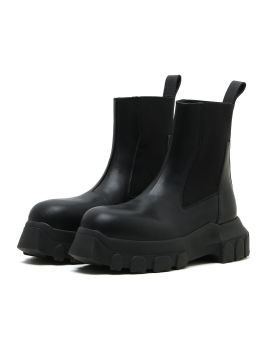 Beatle Bozo Tractor leather boots