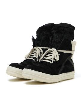 Geobasket fur high top sneakers