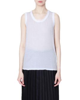 Slim-fit vest