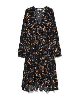 Rikota spark flowers dress
