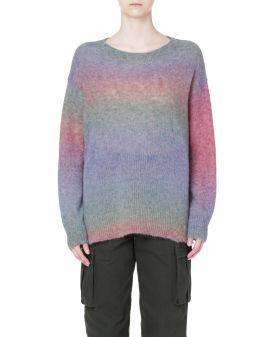 Multi-colour sweater