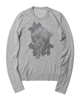 Miss cp tina skull sweater