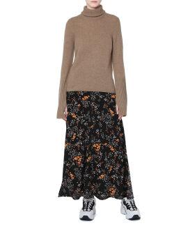 Judith spark flower skirt