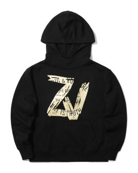 Wallace ZV Blason hoodie
