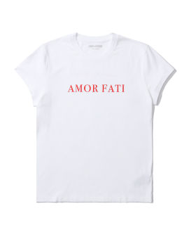 Zoe Amor Fati tee